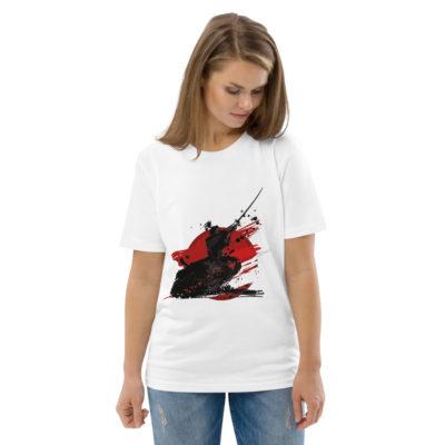 unisex organic cotton t shirt white front 2 614dda9e1db80