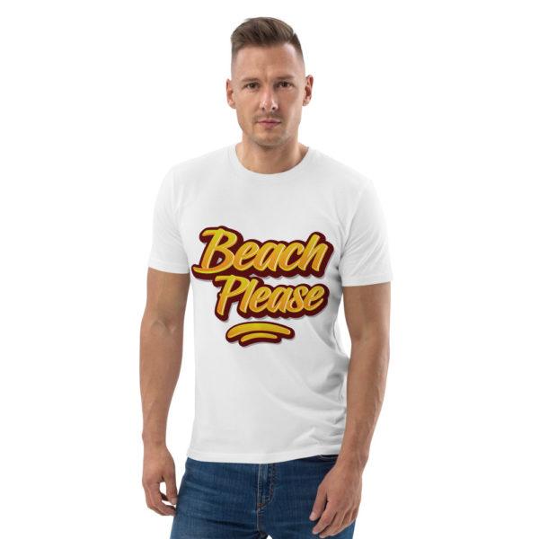 unisex organic cotton t shirt white front 614dd0206c842