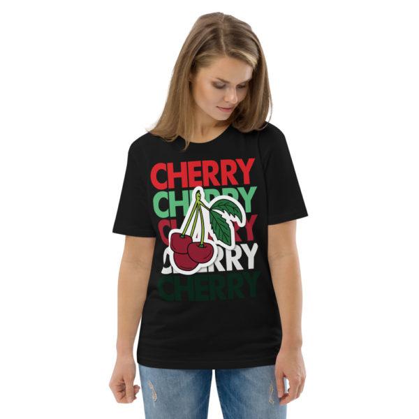 unisex organic shirt bedruckt 1