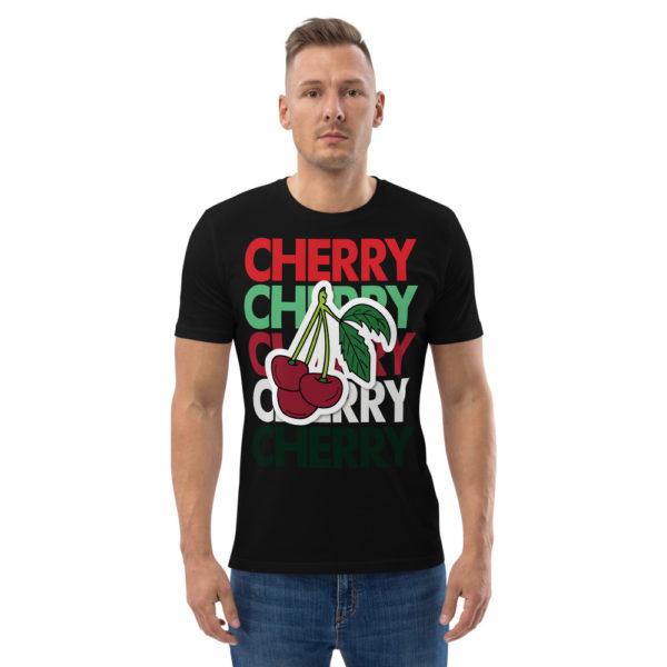 unisex organic shirt bedruckt 2